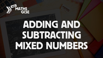 Adding & Subtracting Numbers - Complete Lesson
