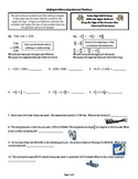 Adding & Subtracting Rational Numbers