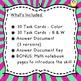 Ways to Show Decimals Task Cards w/ Coded Joke Answer