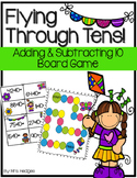 Adding & Subtracting Ten: Flying Through Tens!
