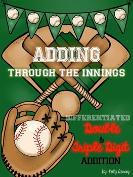 Adding & Subtracting Through the Innings-BUNDLE