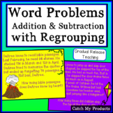 Adding and Subtracting With Regrouping Word Problems