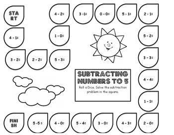 Adding & Subtracting to 5 and 10