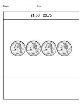 Adding & Subtraction Money