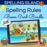 Adding Suffixes Boom Card Hunt Games Bundle