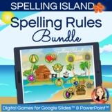 Adding Suffixes Digital Hunt Games Bundle