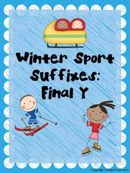 Suffixes: Final Y