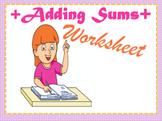 Adding Sums