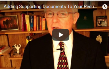 Adding Supporting Documents to Your Resume While Applying – Here's How