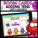 Adding Tens BOOM CARDS | DIGITAL TASK CARDS | Module 4 Lesson 12