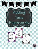 Adding Tens Flashcards