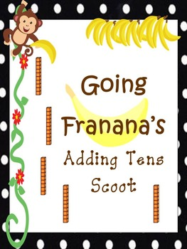Adding Tens Scoot