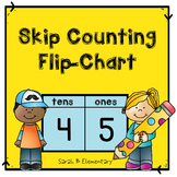 Adapted Skip Counting Flip Chart