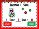 Adding Tens and Ones - Christmas Powerpoint Game