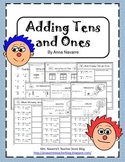 Adding Tens and Ones Packet
