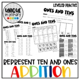 Adding Tens and Ones- Teen Numbers