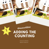 Adding The Counting To A Rhythm (Part 1) Music Interactive Activity