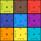 Adding Three 2-Digit Addition - Puzzles with GOOGLE Slides