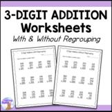 Adding Three 3-Digit Numbers