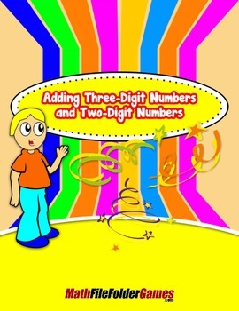 Adding Three-Digit Numbers and Two-Digit Numbers {Mental M