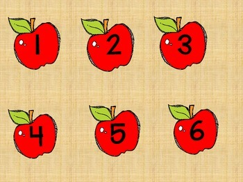 Apples!! Adding Three Numbers !