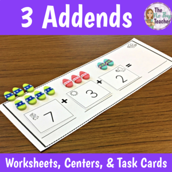 Adding Three Numbers