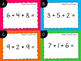 Adding Three Numbers {Task Cards}