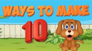 Adding To Ten- My Dog Ten!