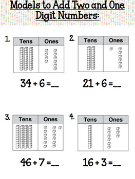 Adding Two-Digit Numbers with Regrouping