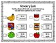 Adding Two Digit Numbers Without Regrouping Freebie (grocery theme)