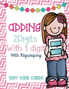 Adding Two Digits with 1 Digit with Regrouping