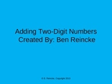 Adding Two-Digit Numbers TurningPoint Clicker Presentaiton