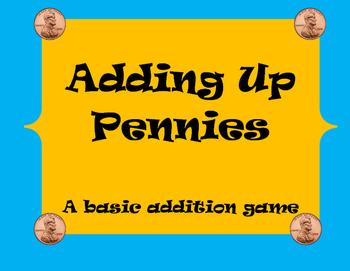 Adding Up Pennies