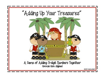 Adding Up Your Treasures