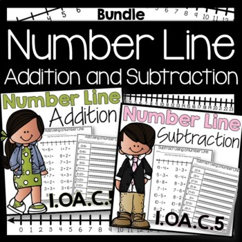 Adding and Subtracting Using a Number Line