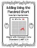 Adding Using the Hundred Chart