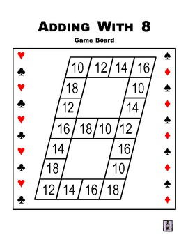 Adding With 8