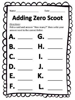 Adding Zero Scoot