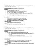 Adding and Subracting Decimals Unit Plans