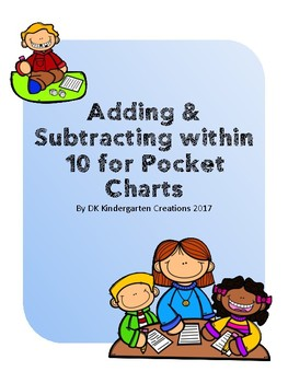 Adding and Subracting Within 10