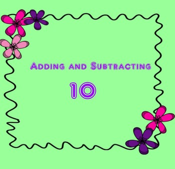 Adding and Subtracting 10