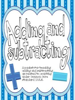 Adding and Subtracting 1.OA.5