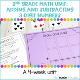 Adding and Subtracting 3-Digit Numbers | A 2nd Grade Math Unit