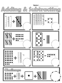 Adding and Subtracting- Additional Pages