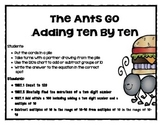 Adding and Subtracting By Tens Center