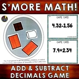 Adding and Subtracting Decimals Game