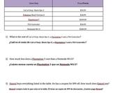 Adding and Subtracting Decimals #3 (English/Spanish) Common Core Standard 6.NS.3