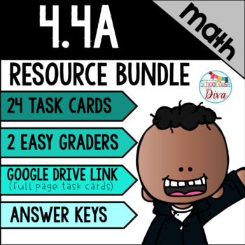 Adding and Subtracting Decimals - 4.4A Math TEKS Resource Bundle