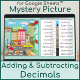 Adding and Subtracting Decimals | Distance Learning | Myst