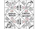 Adding and Subtracting Decimals-Holiday Cootie Catchers